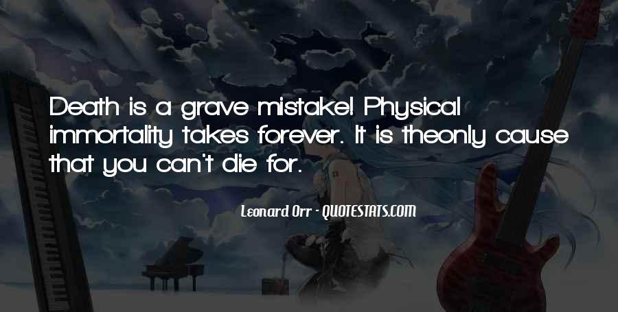 It Only Takes One Mistake Quotes #170232