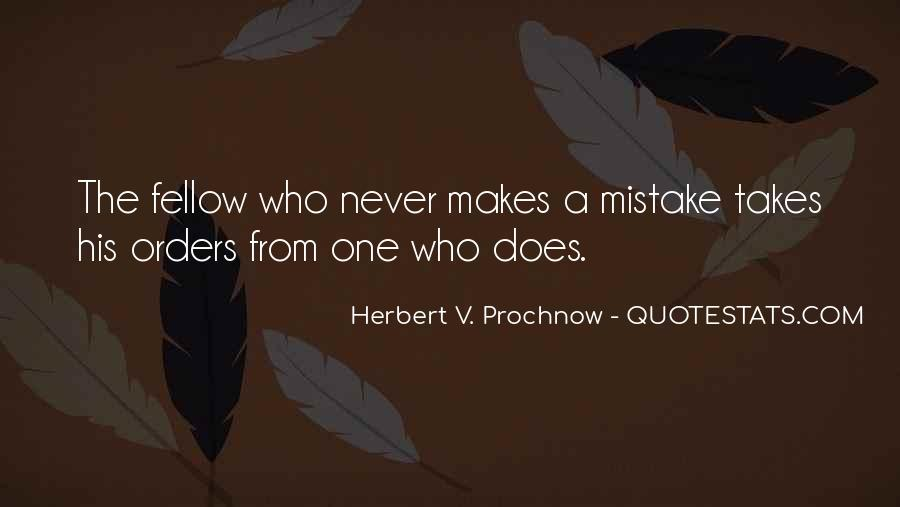 It Only Takes One Mistake Quotes #1734542