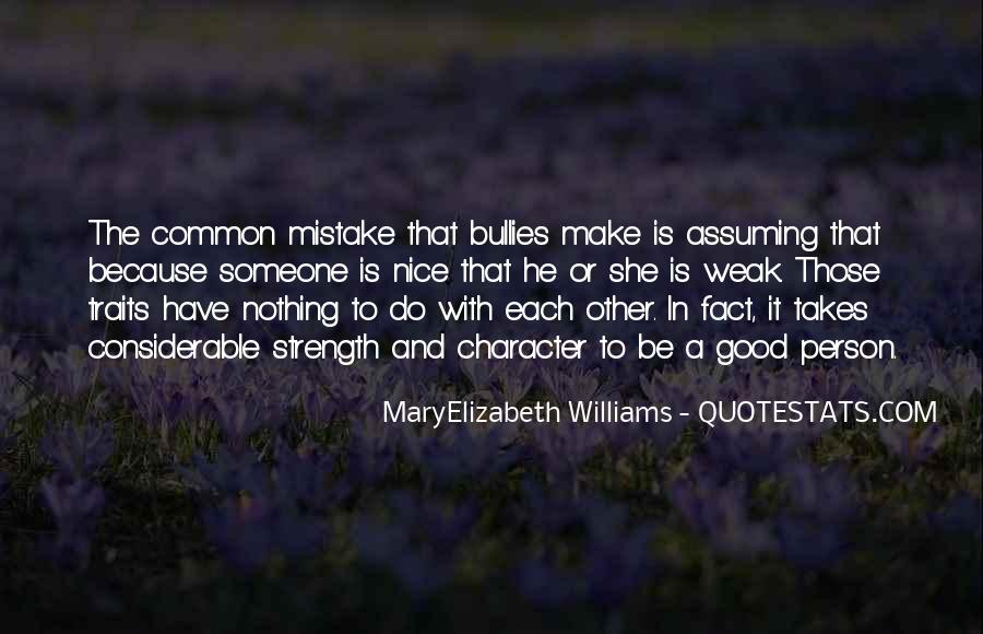 It Only Takes One Mistake Quotes #319696
