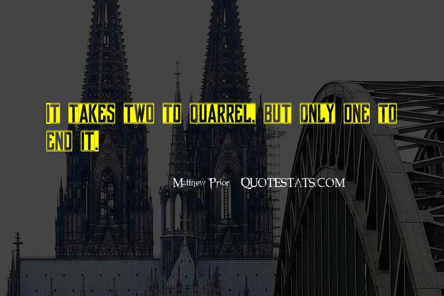 It Only Takes One Quotes #1173378