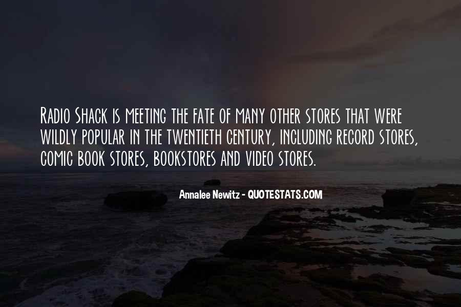It Was Fate Meeting You Quotes #574916