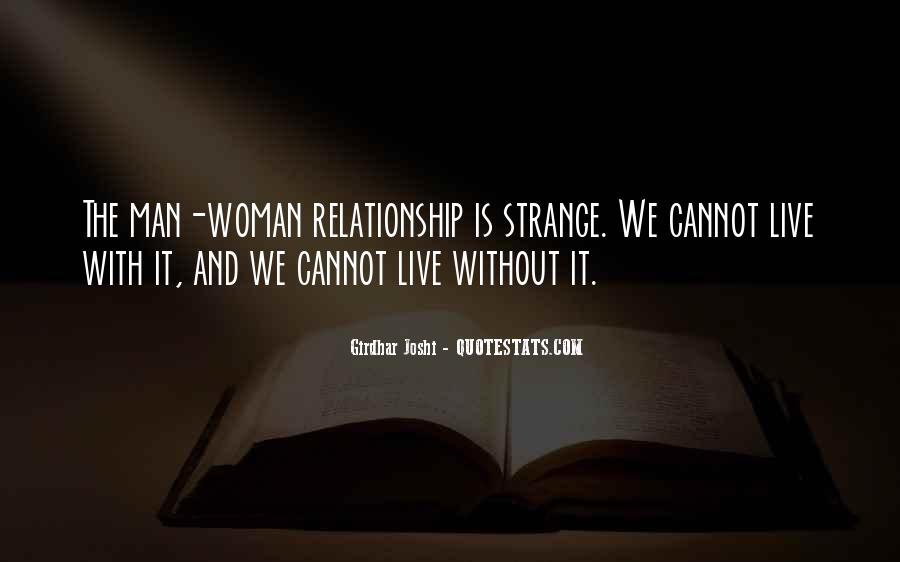 Sticking a relationship in about quotes together 75 Best