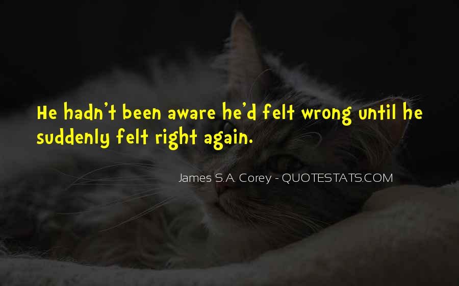 It Was Wrong But It Felt So Right Quotes #1739189