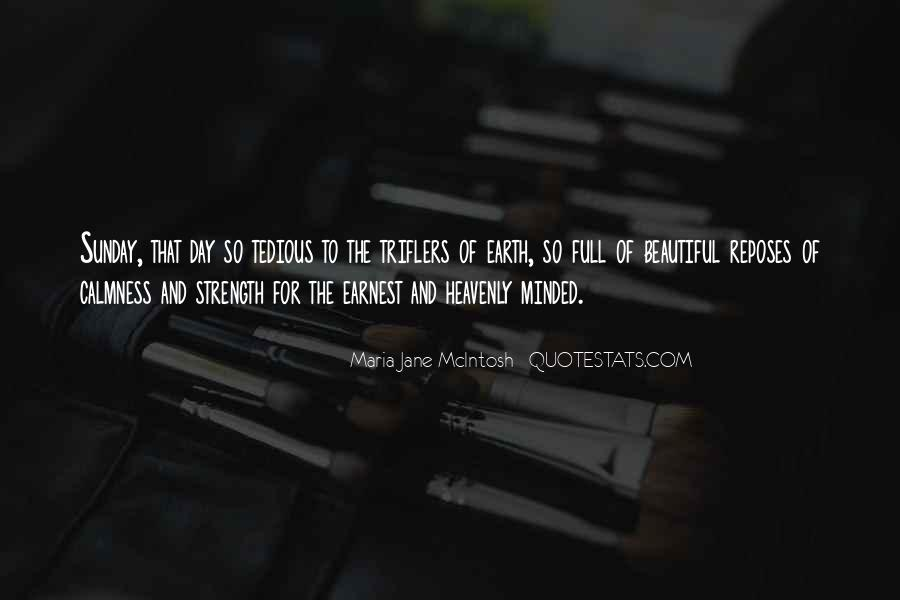 It's A Beautiful Sunday Quotes #978608