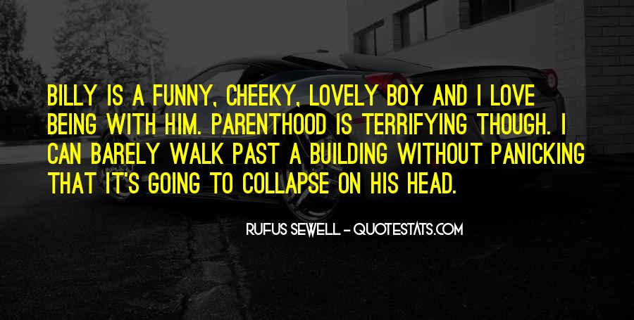 It's A Boy Quotes #25034