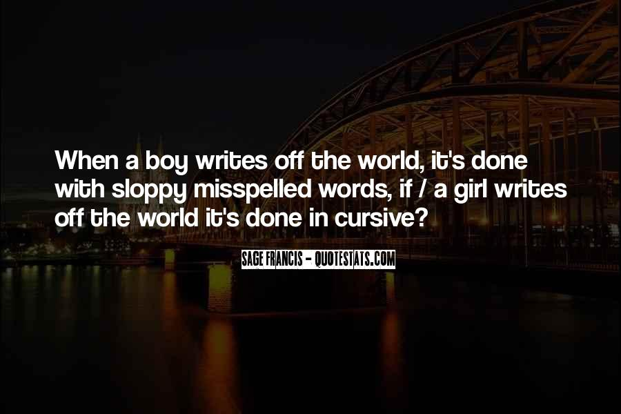 It's A Boy Quotes #266829