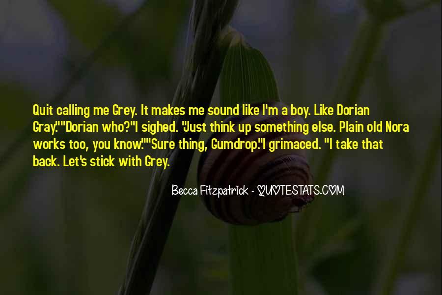 It's A Boy Quotes #323912