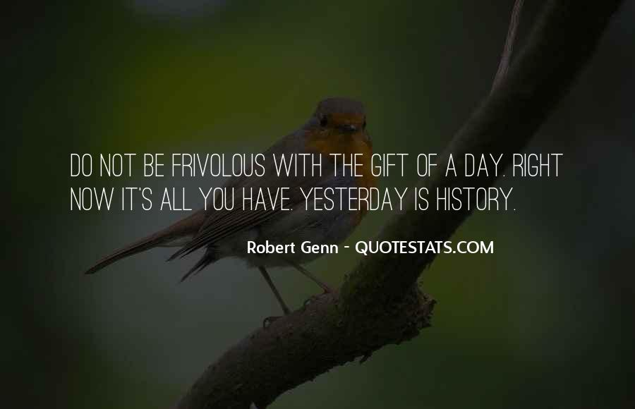 It's A Gift Quotes #109479