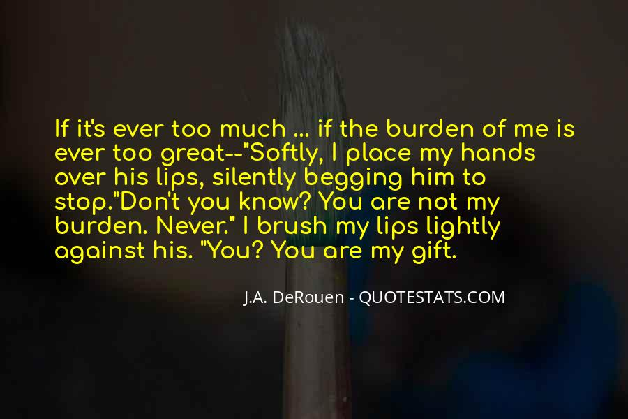 It's A Gift Quotes #114972