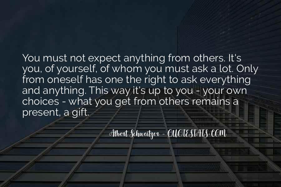 It's A Gift Quotes #117669