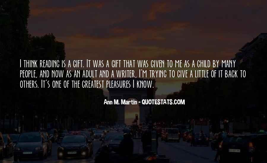 It's A Gift Quotes #14351