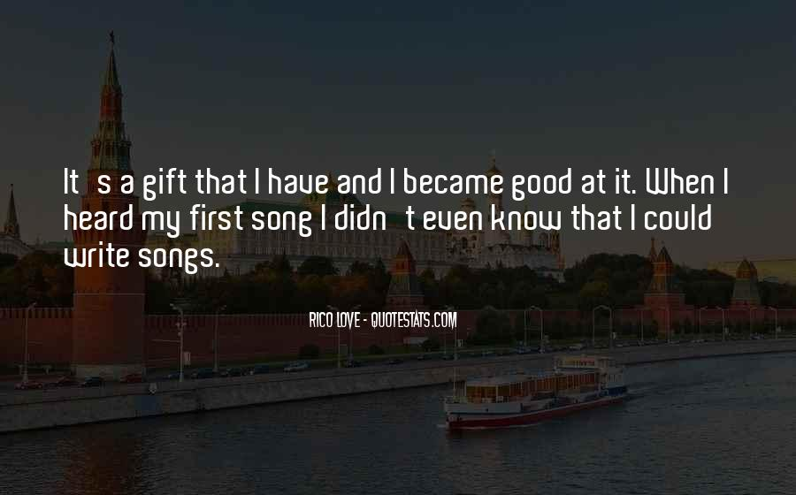 It's A Gift Quotes #188479