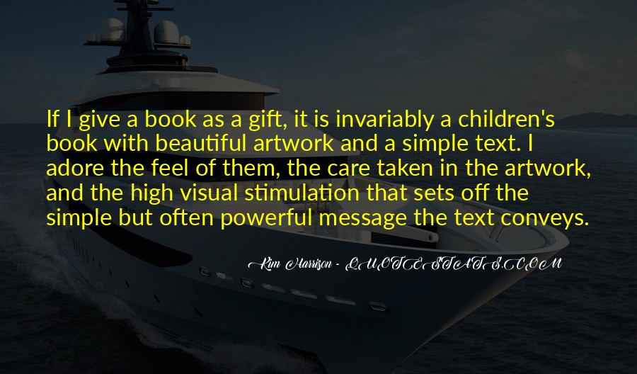 It's A Gift Quotes #332422