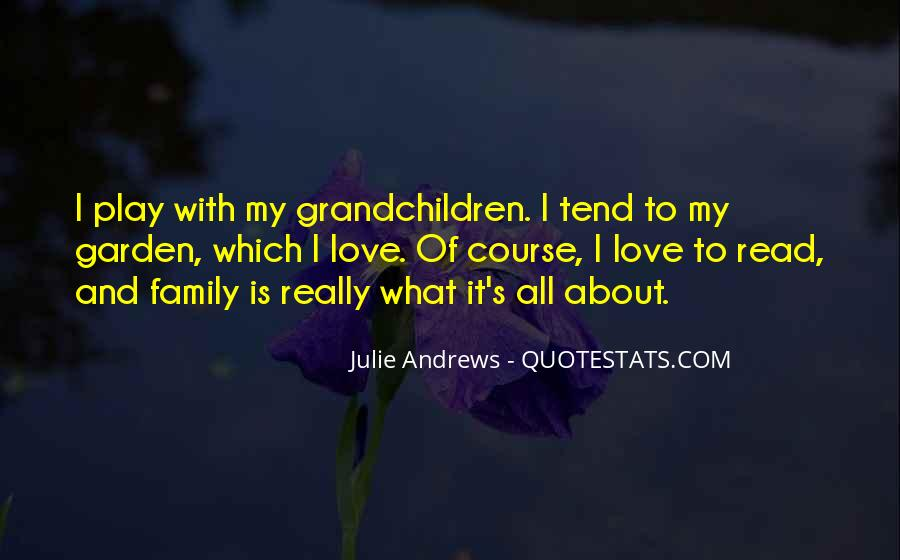 It's All About Family Quotes #1443516