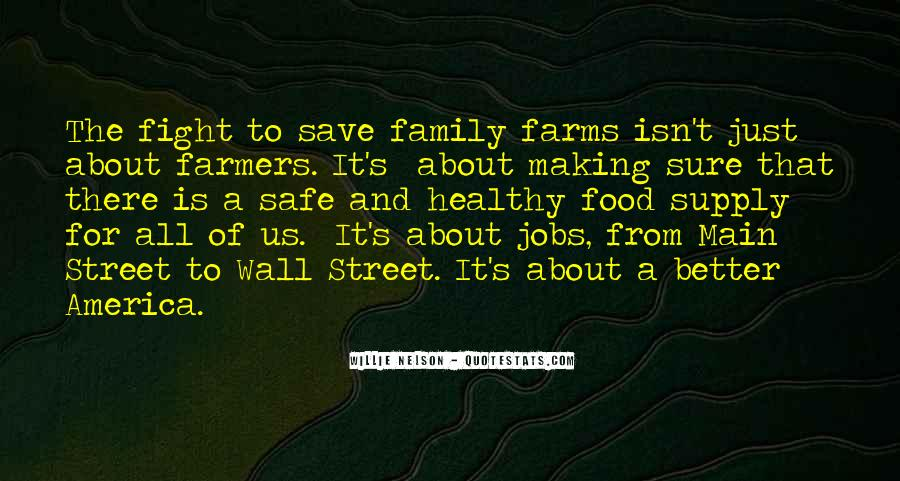 It's All About Family Quotes #1460664