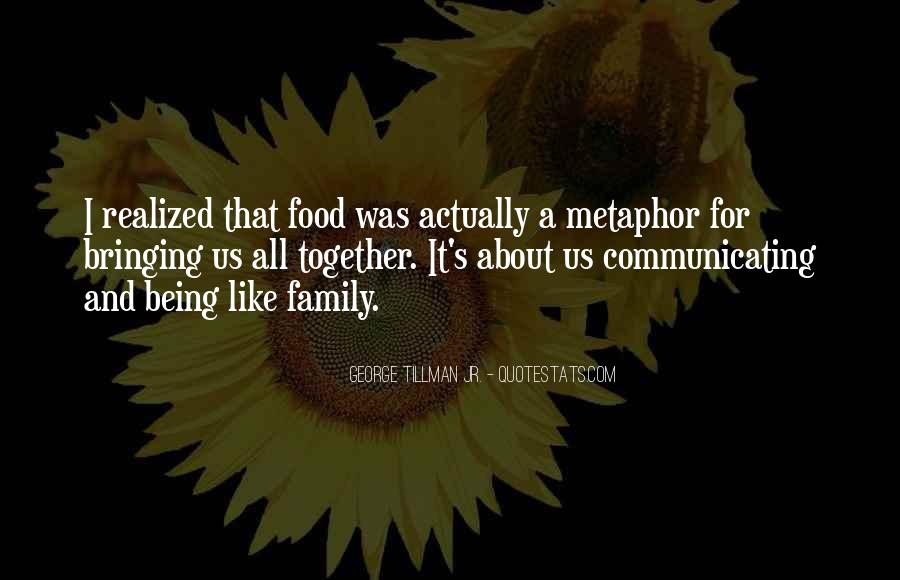 It's All About Family Quotes #1520695