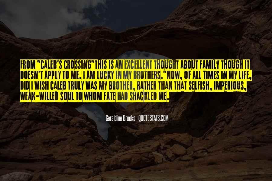 It's All About Family Quotes #303570