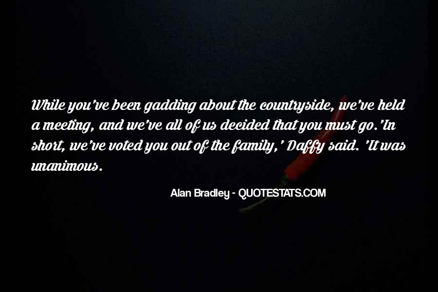 It's All About Family Quotes #316035