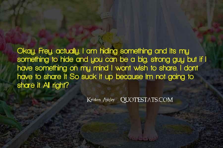 It's All Going To Be Okay Quotes #1581474
