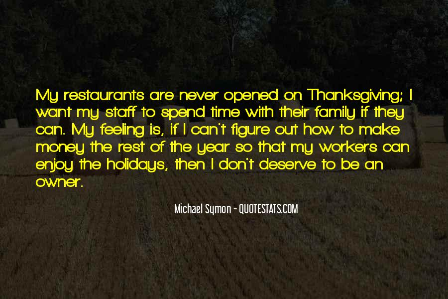 Quotes About Family On Thanksgiving #104970