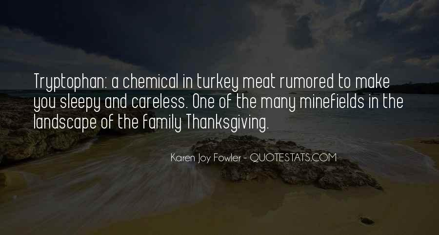 Quotes About Family On Thanksgiving #1115341