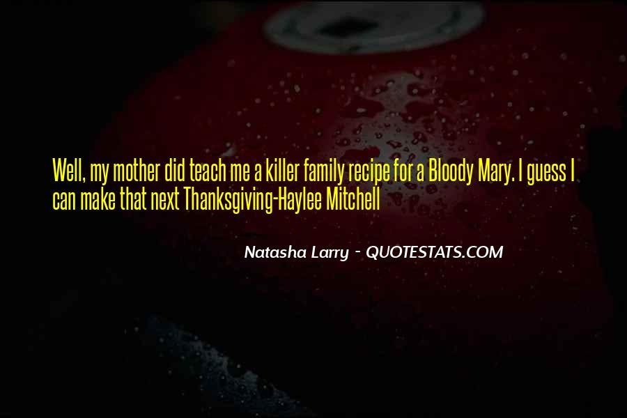 Quotes About Family On Thanksgiving #187142
