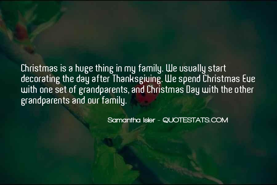 Quotes About Family On Thanksgiving #412047