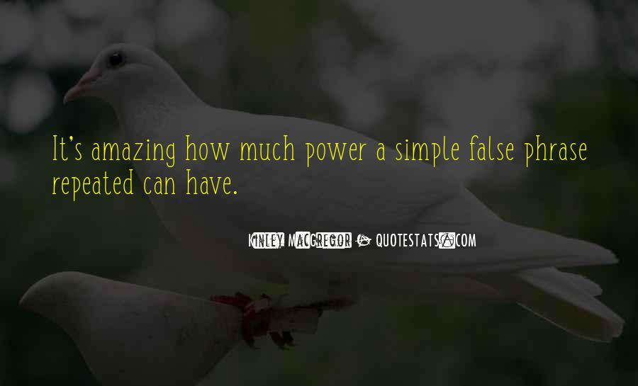 It's Amazing How Quotes #6407