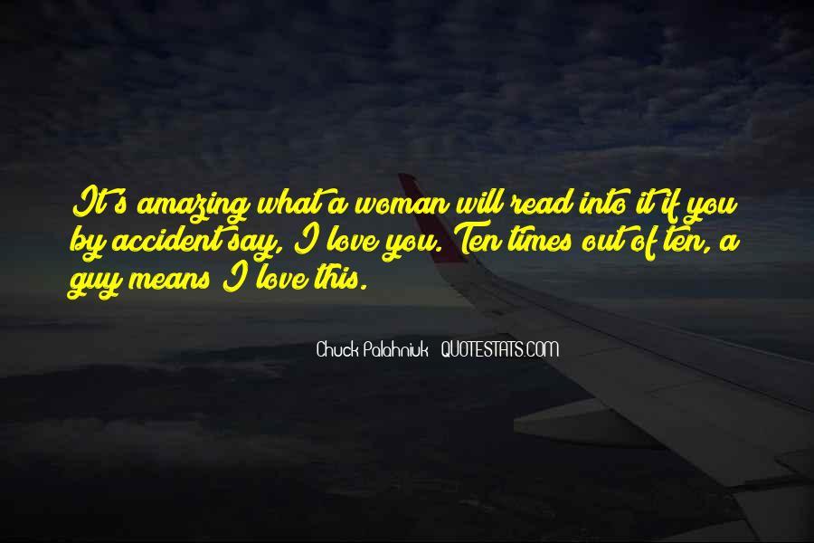 It's Amazing How Quotes #9681