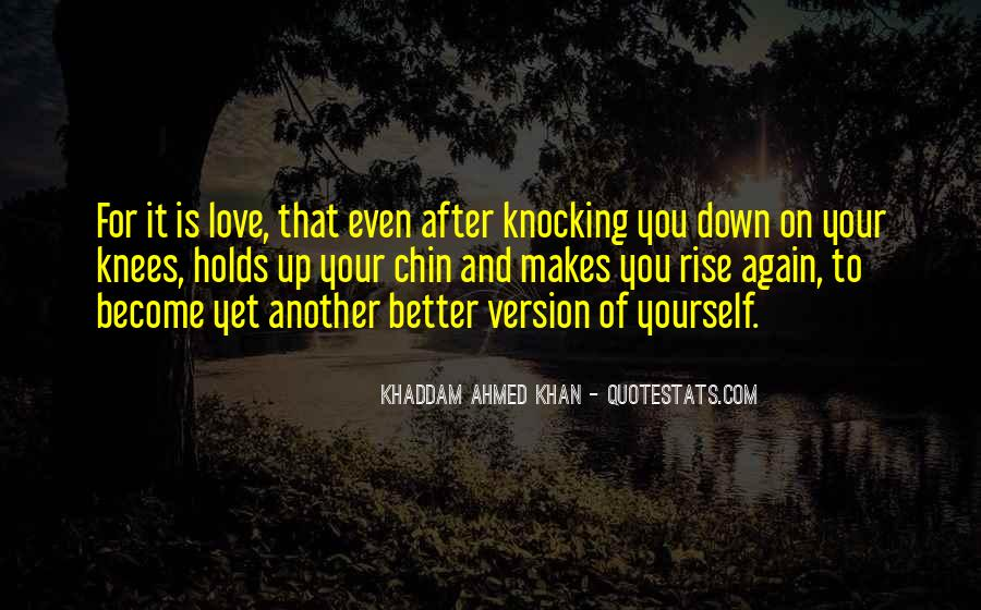 It's Better To Love Yourself Quotes #887893
