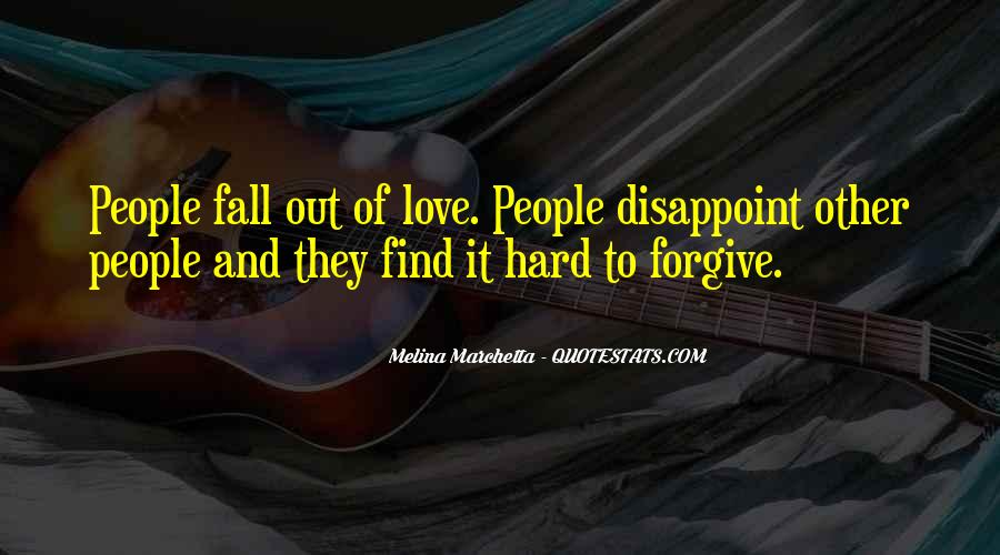 It's Hard Forgive Quotes #1101294