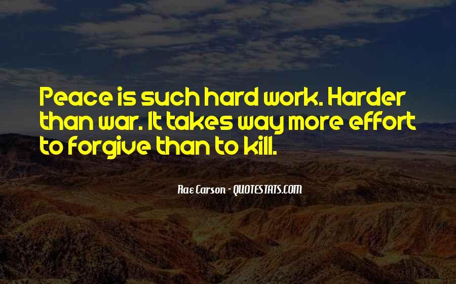 It's Hard Forgive Quotes #1417576