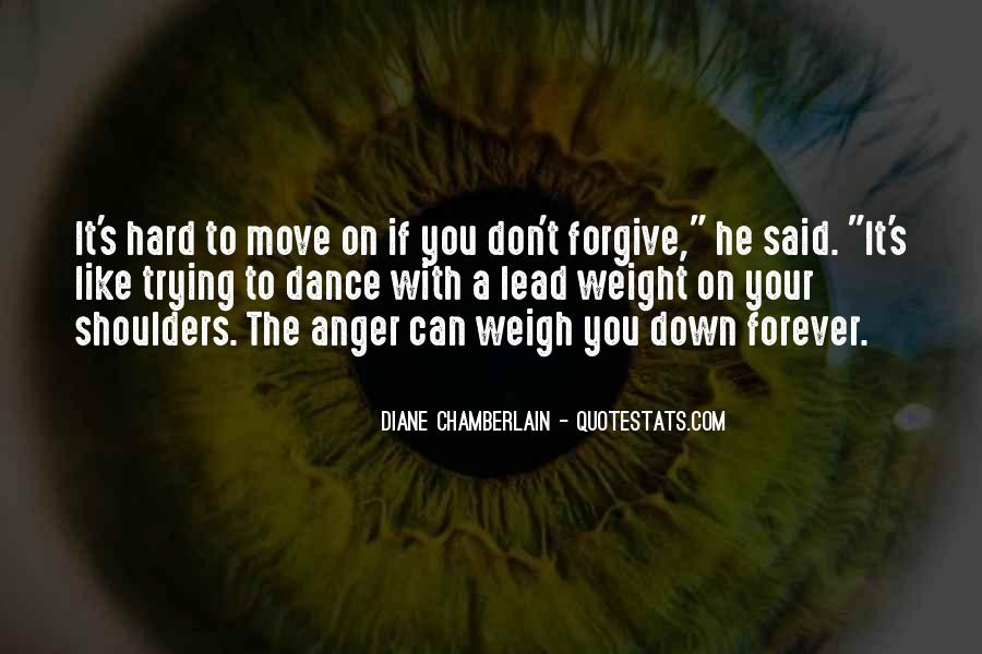 It's Hard Forgive Quotes #59927