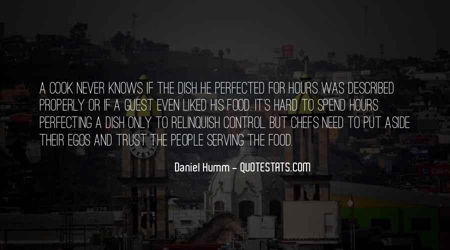 It's Hard Trust Quotes #1774880