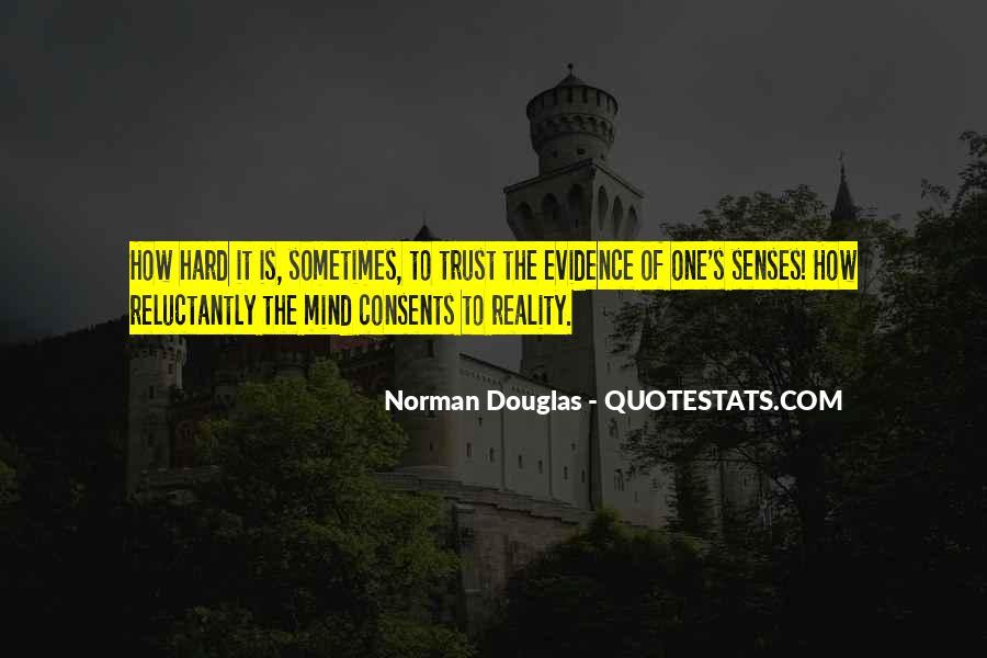 It's Hard Trust Quotes #230213