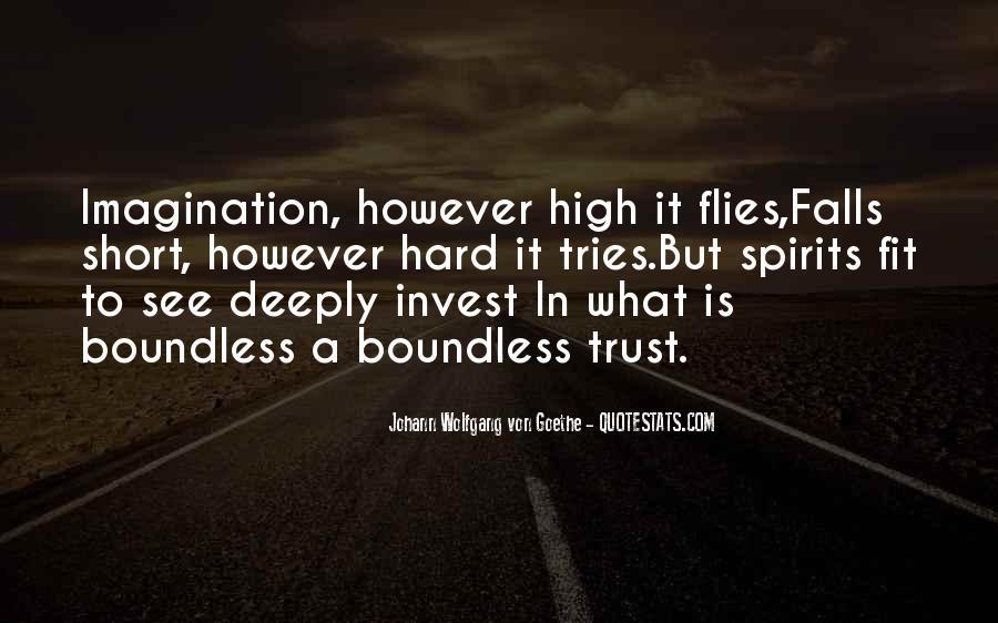 It's Hard Trust Quotes #404448