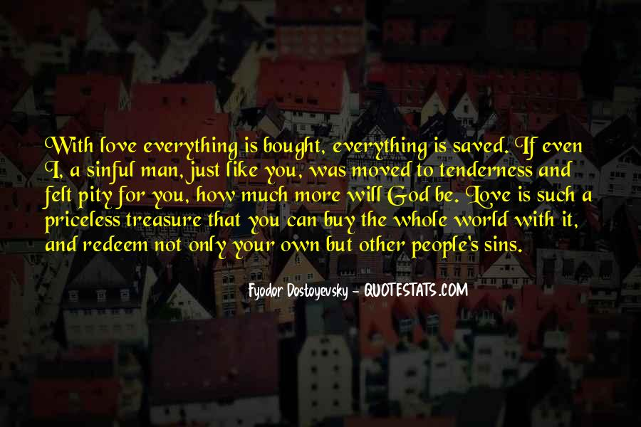 It's Just Love Quotes #25326