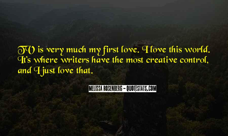 It's Just Love Quotes #90754