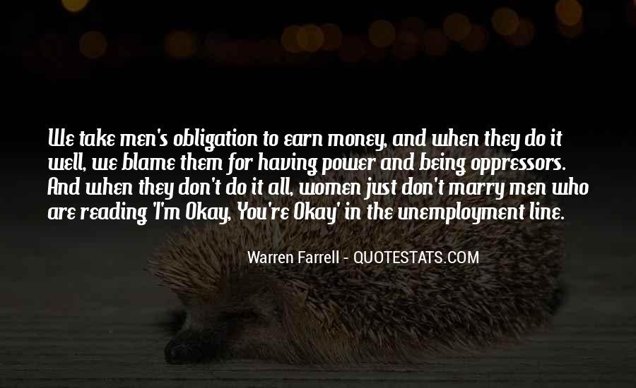 It's Just Money Quotes #14212