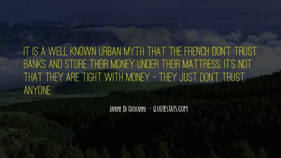 It's Just Money Quotes #145797