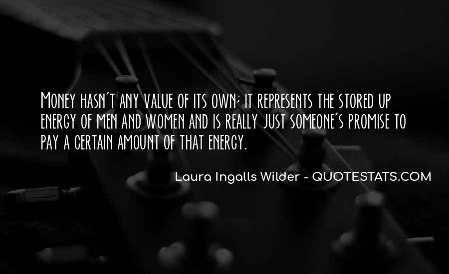 It's Just Money Quotes #20538
