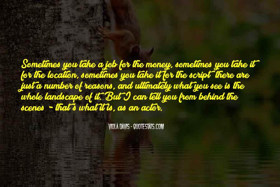 It's Just Money Quotes #25133