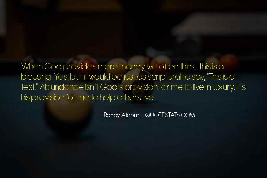 It's Just Money Quotes #412099