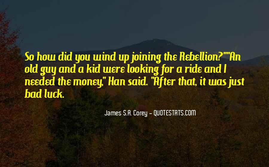 It's Just Money Quotes #519613