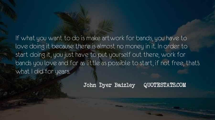 It's Just Money Quotes #71092