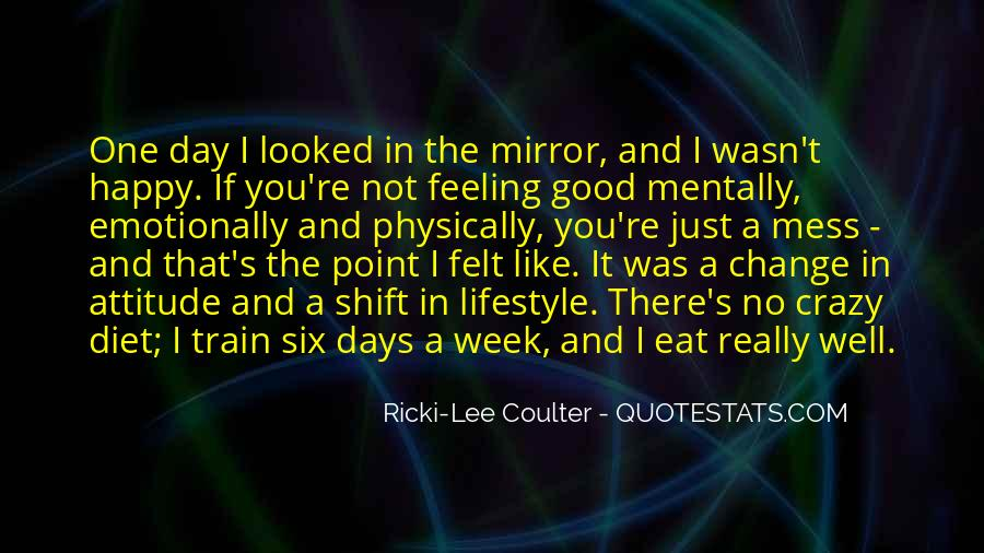 It's Not A Diet It's A Lifestyle Quotes #1091473