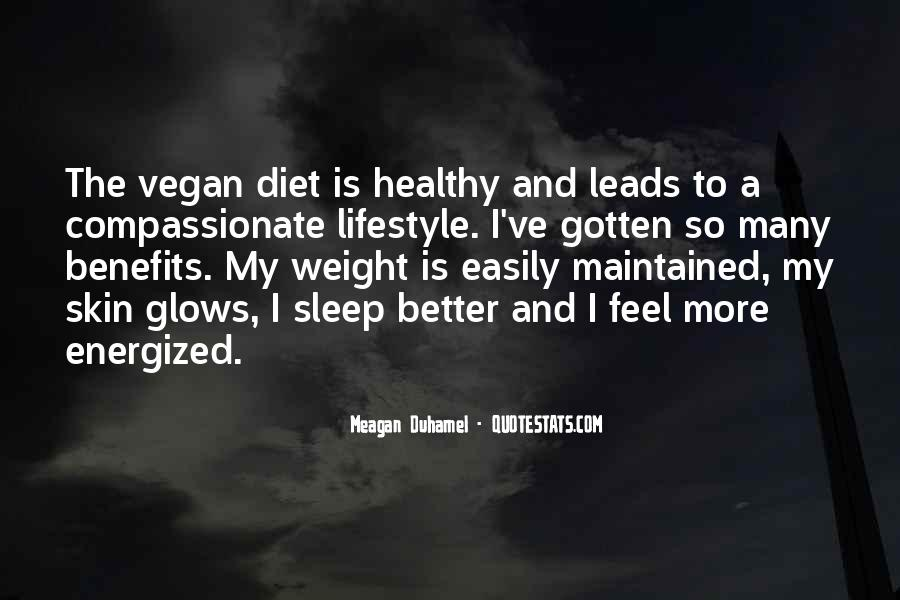 It's Not A Diet It's A Lifestyle Quotes #323232