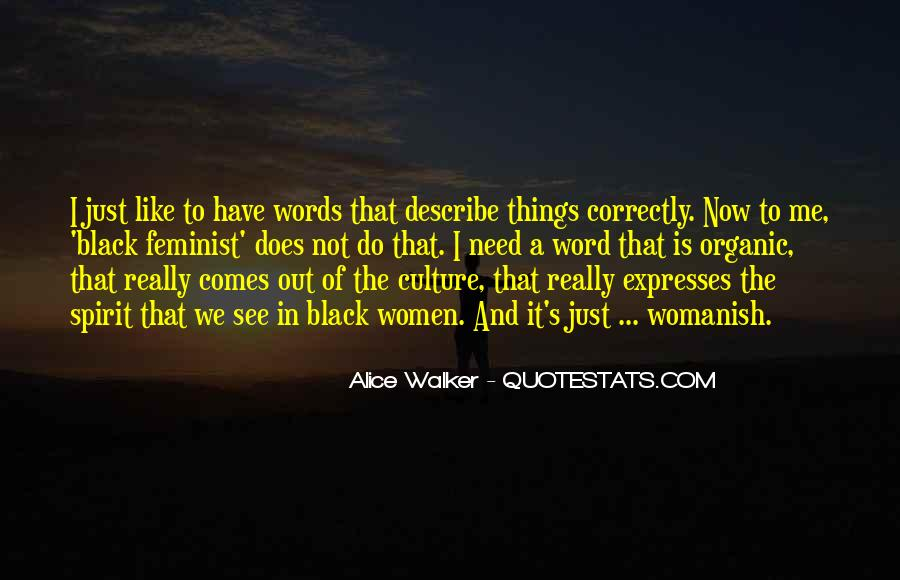 It's Not Just Words Quotes #132522