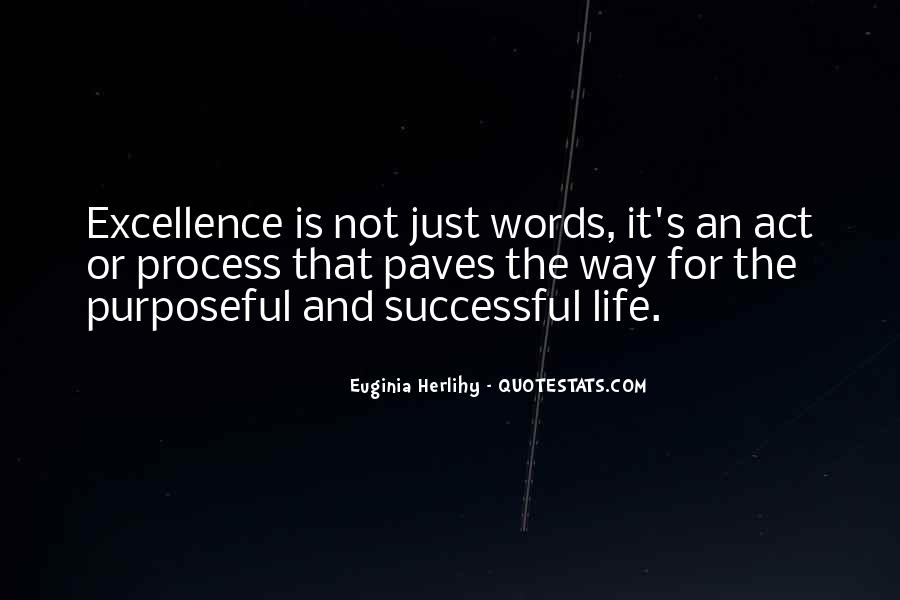 It's Not Just Words Quotes #579119