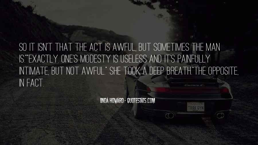 It's Not That Deep Quotes #787885